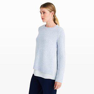 CLUB MONACO Kaelane Blue Sweater M